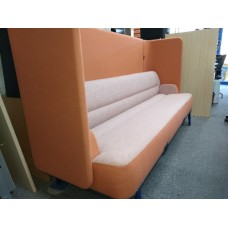Allermuir Mote Booth Seating - Screened