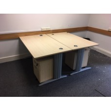 1400mm Maple Workstation