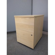 Mobile Drawers  Ash/Maple